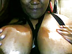 Big black ass and tits from Xhamster