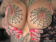 Bonnie rotten - the in... from PornerBros