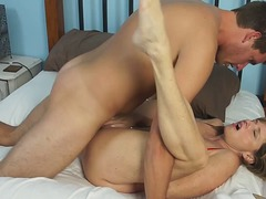 Xhamster - Mom and boy share bed