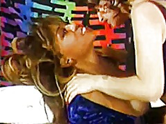 Two lovely lesbians - ... from Xhamster