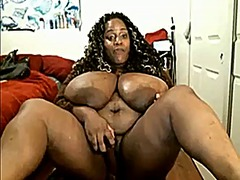 Nasty black bbw with e... from Xhamster