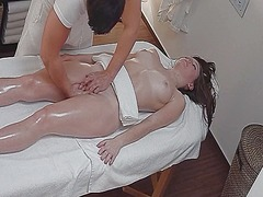 Oil massage and fucking from Ah-Me