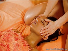 Erotic massage from a ...