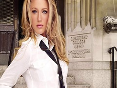 Blake lively jerk off ...