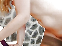 Hot Blonde Had an Inte... from Vporn