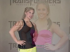 Shawn johnson jerk off... from Xhamster