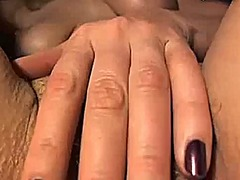 Upclose painted nails ... from Xhamster