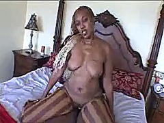 Ms cleo & chocolate st... from Xhamster