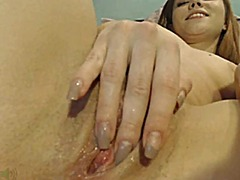 Hot girl fingering wet... from Xhamster