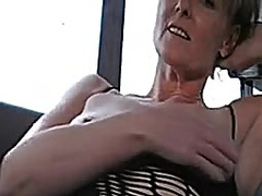 Hawt Older Wife Mastur... from Private Home Clips