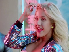 Ellie goulding jerk of... from Xhamster