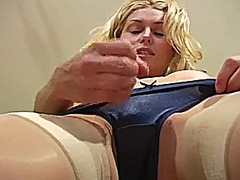 Cum in your own mouth cei