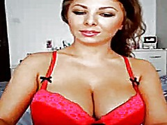 Sexy redhead strips & ... from Xhamster