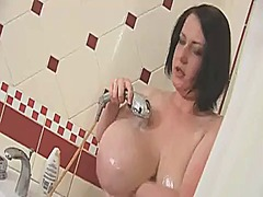 Hot bath time from Xhamster
