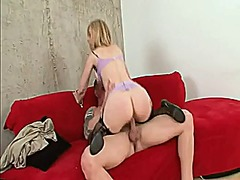 Sexy blonde mature in ... from Xhamster