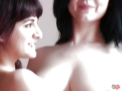 Teen lesbians from Xhamster