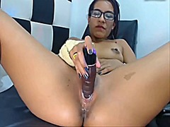 Colombiana se masturba... from Xhamster