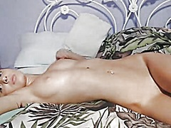 Rubbing my wet cunt on... from Private Home Clips