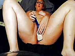 Private Home Clips - Geek Chubby Masturbati...