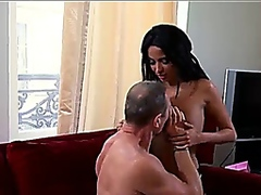 Anissa Kate in Paris, ...