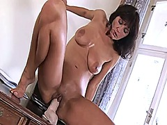 Sexy mature stuff her ... from Xhamster