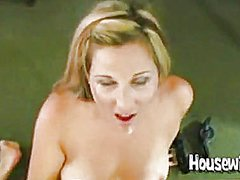 Stripper dream fuck pt2 from Private Home Clips