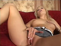 Nasty blonde saana get... from WinPorn