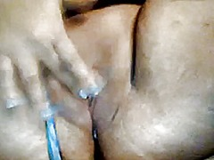Bbw rubs her big fat p... from Xhamster