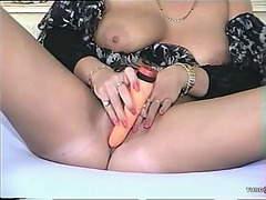 Big-titty milf mastuba... from Tube8