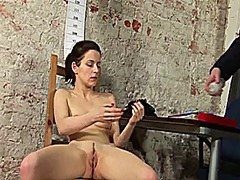 Nude job interview from Xhamster