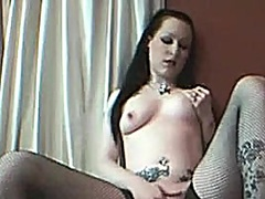 uk emo slut 5 from Private Home Clips