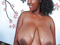 Huge titted marie leon...