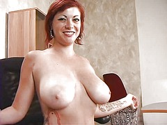 Massive boobed slut sp... from Xhamster
