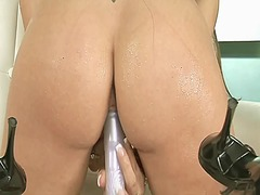 Hot slut plays with he... from Ah-Me