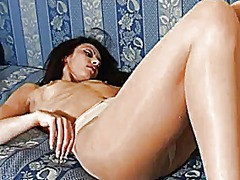 Pantyhose tease from Xhamster