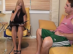 CANDY the best therapist  from Vporn